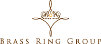 Brass Ring Group Dinnerware Mobile Logo